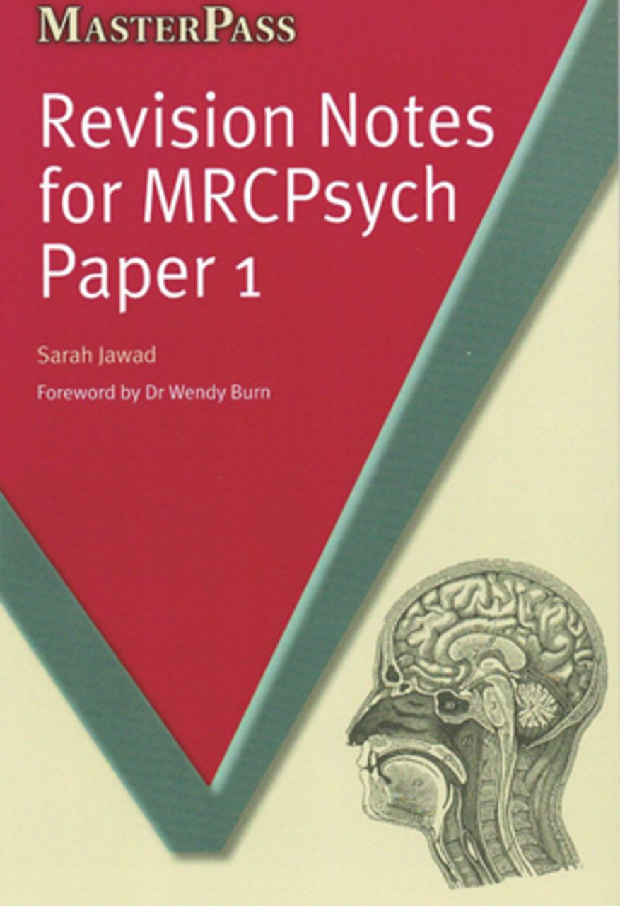The new mrcpsych paper i practice mcqs and emis (masterpass.