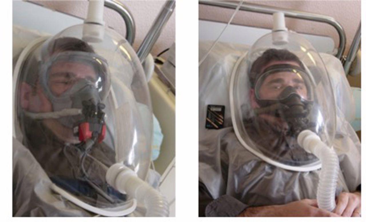 Neuroergonomic and psychometric evaluation of full-face crew oxygen