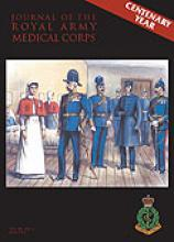 Journal of the Royal Army Medical Corps: 149 (2)