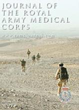 Journal of the Royal Army Medical Corps: 155 (1)