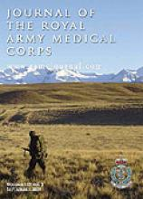 Journal of the Royal Army Medical Corps: 155 (3)